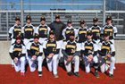 Riverside Beavers Boys Varsity Baseball Spring 18-19 team photo.