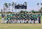 Gulf Buccaneers Boys Varsity Baseball Spring 18-19 team photo.
