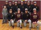 Wayland-Cohocton Eagles Boys Varsity Baseball Spring 18-19 team photo.