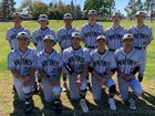Whitney Wildcats Boys Varsity Baseball Spring 18-19 team photo.