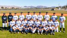 Gila Ridge Hawks Boys Varsity Baseball Spring 18-19 team photo.