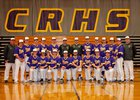 Columbia River Chieftains Boys Varsity Baseball Spring 18-19 team photo.