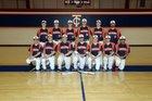 Trinity Christian Warriors Boys Varsity Baseball Spring 18-19 team photo.