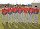 Cedar Ridge Timberwolves Boys Varsity Baseball Spring 18-19 team photo.