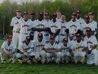 Bishop McNamara Mustangs Boys Varsity Baseball Spring 18-19 team photo.