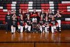 Wahkiakum Mules Boys Varsity Baseball Spring 18-19 team photo.