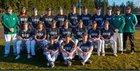 Peninsula Seahawks Boys Varsity Baseball Spring 18-19 team photo.