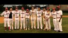 Lutheran North Lions Boys Varsity Baseball Spring 18-19 team photo.