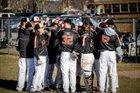 Elida Bulldogs Boys Varsity Baseball Spring 18-19 team photo.