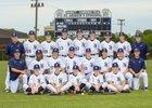 St. Andrew's Episcopal Saints Boys Varsity Baseball Spring 18-19 team photo.