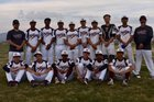 University Prep Jaguars Boys Varsity Baseball Spring 18-19 team photo.