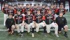 Pea Ridge Blackhawks Boys Varsity Baseball Spring 18-19 team photo.