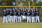 Mountain View Yellowjackets Boys Varsity Baseball Spring 18-19 team photo.