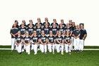 Greenwood Bulldogs Boys Varsity Baseball Spring 18-19 team photo.