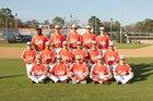 New Hanover Wildcats Boys Varsity Baseball Spring 18-19 team photo.