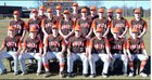 Meadowbrook Colts Boys Varsity Baseball Spring 18-19 team photo.