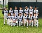 Springs Valley Blackhawks Boys Varsity Baseball Spring 18-19 team photo.