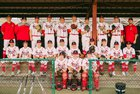 Baptist Prep Eagles Boys Varsity Baseball Spring 18-19 team photo.