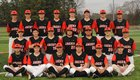 Warren Lumberjacks Boys Varsity Baseball Spring 18-19 team photo.