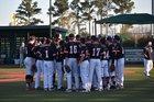 Pennsbury Falcons Boys Varsity Baseball Spring 18-19 team photo.