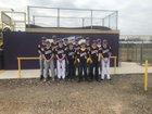 Scranton Rockets Boys Varsity Baseball Spring 18-19 team photo.