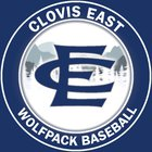 Clovis East Timberwolves Boys Varsity Baseball Spring 18-19 team photo.