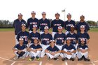 Temecula Prep Patriots Boys Varsity Baseball Spring 18-19 team photo.