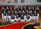 Raymond Seagulls Boys Varsity Baseball Spring 18-19 team photo.