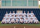 Calvary Christian Warriors Boys Varsity Baseball Spring 18-19 team photo.