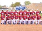 Harding Academy Lions Boys Varsity Baseball Spring 18-19 team photo.