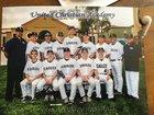 Sherman Indian Braves Boys Varsity Baseball Spring 18-19 team photo.