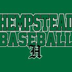 Hempstead Bobcats Boys Varsity Baseball Spring 18-19 team photo.