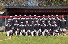 St. Michaels Saints Boys Varsity Baseball Spring 18-19 team photo.