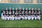 Central Tigers Boys Varsity Baseball Spring 18-19 team photo.