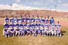Richfield Wildcats Boys Varsity Baseball Spring 18-19 team photo.
