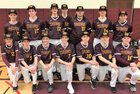 Cle Elum-Roslyn Warriors Boys Varsity Baseball Spring 18-19 team photo.