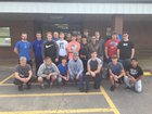 Westside Rebels Boys Varsity Baseball Spring 18-19 team photo.