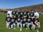 Naples Big Green Machines Boys Varsity Baseball Spring 18-19 team photo.