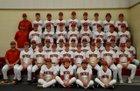 Cabot Panthers Boys Varsity Baseball Spring 18-19 team photo.