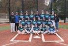 Shorewood Thunderbirds Boys Varsity Baseball Spring 18-19 team photo.