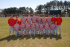 Marmaduke Greyhounds Boys Varsity Baseball Spring 18-19 team photo.