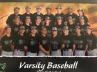 Biggs Wolverines Boys Varsity Baseball Spring 18-19 team photo.