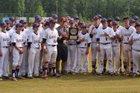 Mayflower Eagles Boys Varsity Baseball Spring 18-19 team photo.