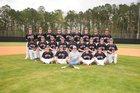 White Hall Bulldogs Boys Varsity Baseball Spring 18-19 team photo.