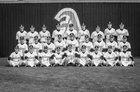 Amory Panthers Boys Varsity Baseball Spring 18-19 team photo.