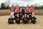 Viola Longhorns Boys Varsity Baseball Spring 18-19 team photo.