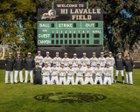 Canyon Comanches Boys Varsity Baseball Spring 18-19 team photo.