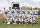 Farmington Scorpions Boys Varsity Baseball Spring 18-19 team photo.