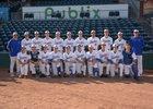 Stanton Blue Devils Boys Varsity Baseball Spring 18-19 team photo.