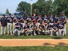Pine Plains Bombers Boys Varsity Baseball Spring 18-19 team photo.